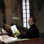 Orgelspiel